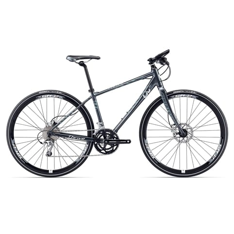 GIANT LIV THRIVE 1 DISC ROAD BIKE 2017