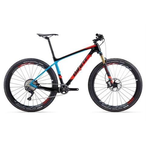"Giant XTC Advanced 1 27.5"" MTB Bike 2017"