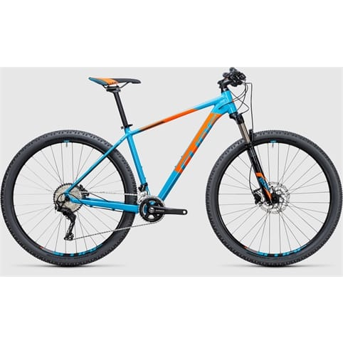 CUBE ACID 650b HARDTAIL MTB BIKE 2017