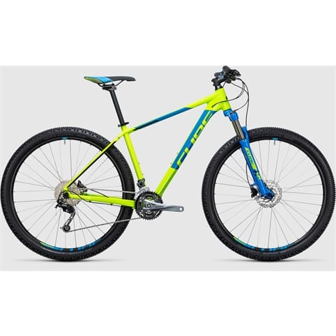 Cube Aim SL 29 MTB Bike 2017