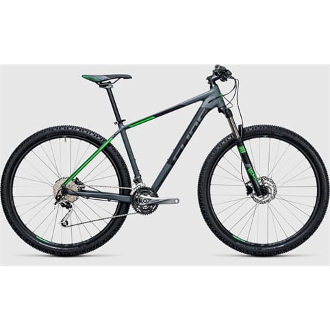 CUBE ANALOG 29 HARDTAIL MTB BIKE