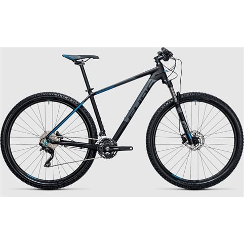 CUBE ATTENTION 650b HARDTAIL MTB BIKE 2017