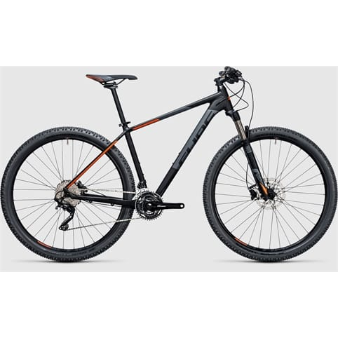 CUBE ATTENTION SL 650b HARDTAIL MTB BIKE 2017