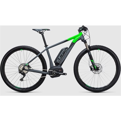 Cube REACTION HYBRID HPA RACE 500 29 HARDTAIL E-BIKE  2017