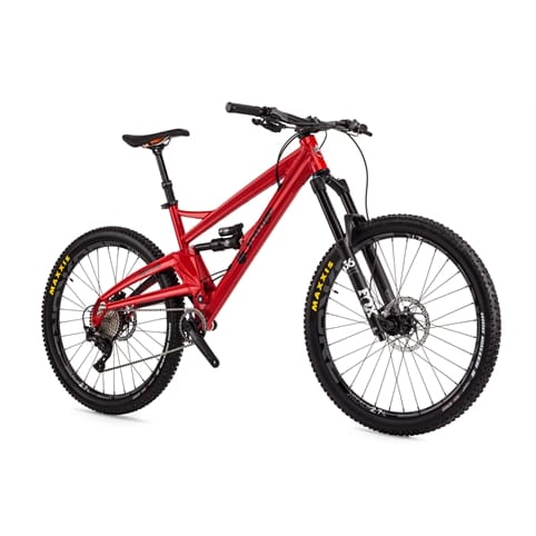 "Orange Alpine 6 Pro 27.5"" MTB Bike 2017"