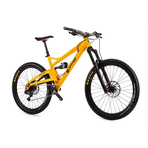 "Orange Alpine 6 RS 27.5"" MTB Bike 2017"