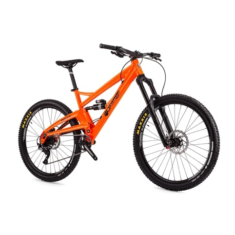 "Orange Alpine 6 S 27.5"" MTB Bike 2017"