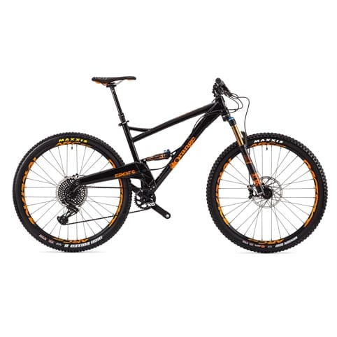 "Orange Segment Factory 29"" MTB Bike 2017"