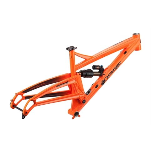 Orange Alpine 6 Frame 2017
