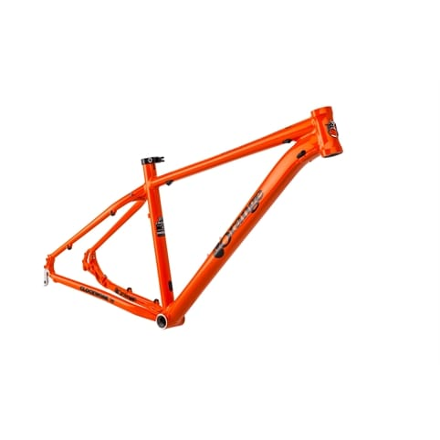 Orange Clockwork 100 Frame 2017