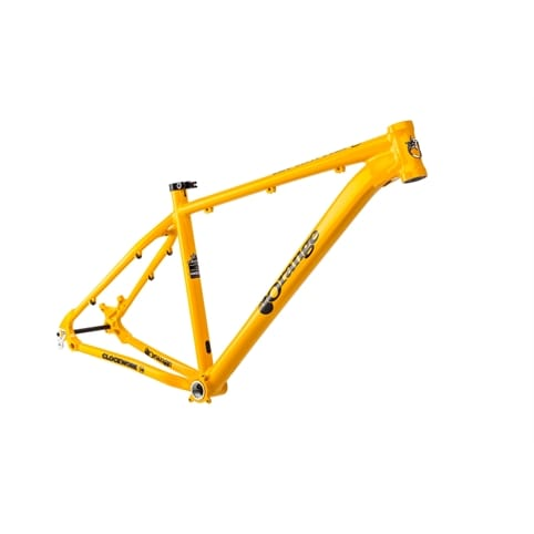 Orange Clockwork EVO Frame 2017