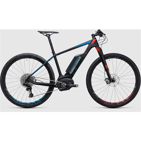 Cube ELITE HYBRID C:62 SLT 500 29 HARDTAIL E-BIKE  2017