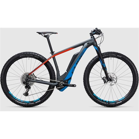 Cube REACTION HYBRID HPA Eagle 500 29 HARDTAIL E-BIKE 2017