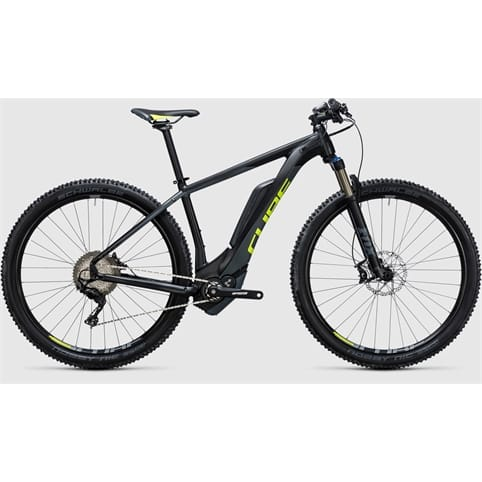 Cube REACTION HYBRID HPA SLT 500 27.5 HARDTAIL E-BIKE 2017