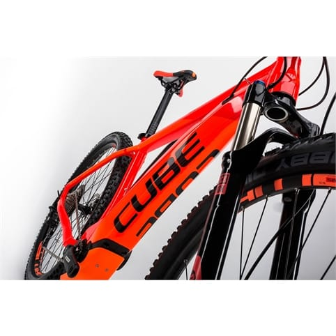 Cube REACTION HYBRID HPA SL 500 29 HARDTAIL E-BIKE 2017
