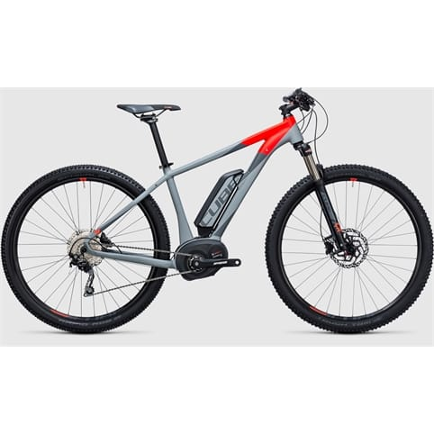 Cube REACTION HYBRID HPA Pro 500 29 HARDTAIL E-BIKE 2017