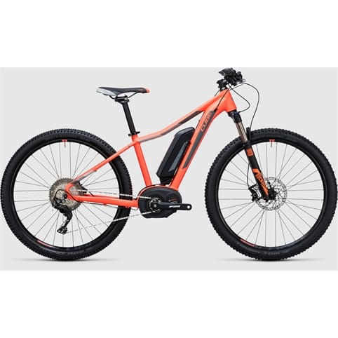 Cube ACCESS WLS HYBRID Race 500 29 HARDTAIL E-BIKE 2017