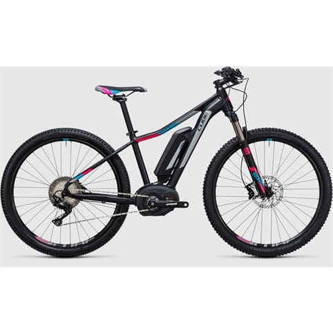 Cube ACCESS WLS HYBRID Race 500 27.5 HARDTAIL E-BIKE 2017