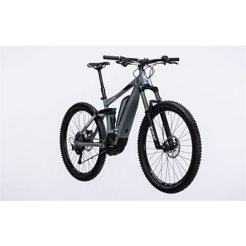 Cube STING WLS HYBRID 140 SL 500 27.5 FULL SUSPENSION E-BIKE 2017