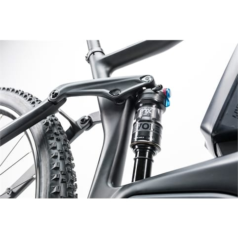 Cube STEREO HYBRID 120 C:62 SL 500 29 FULL SUSPENSION E-BIKE 2017