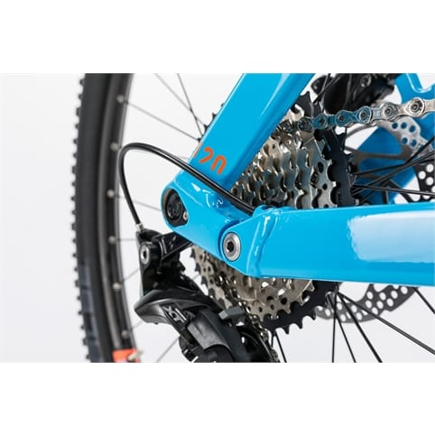 Cube STEREO HYBRID 120 HPA Pro 500 27.5 FULL SUSPENSION E-BIKE 2017