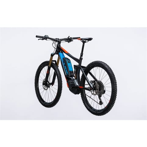 Cube STEREO HYBRID 140 HPA SL 500 27.5 FULL SUSPENSION E-BIKE 2017