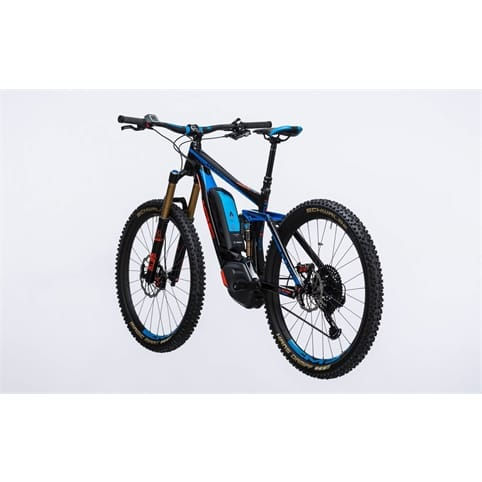 Cube STEREO HYBRID 160 HPA Action Team 500 27.5 FULL SUSPENSION E-BIKE 2017