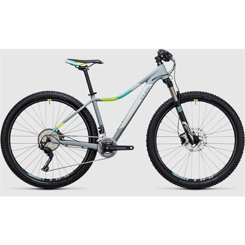 CUBE ACCESS WLS SL 650b HARDTAIL MTB BIKE 2017