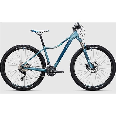 CUBE ACCESS WLS RACE 650b HARDTAIL MTB BIKE 2017