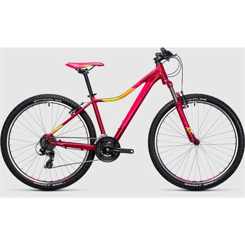 Cube ACCESS WLS 27.5 Hardtail MTB Bike 2017