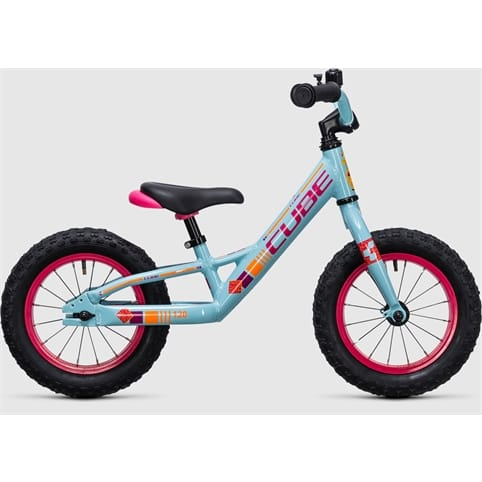 Cube KID 120 Girls Bike 2017