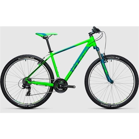 CUBE AIM 650b HARDTAIL MTB BIKE 2017