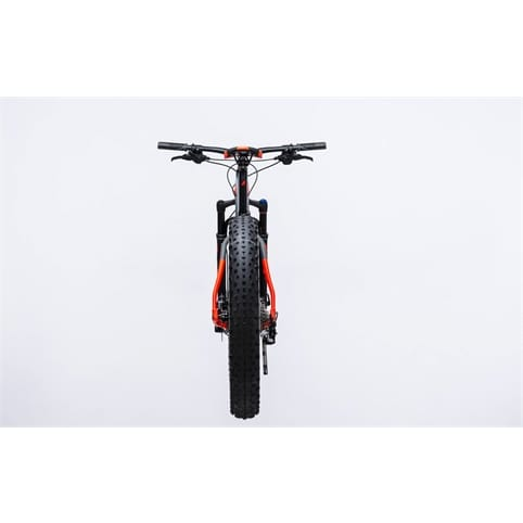 Cube NUTRAIL Hardtail FATBIKE 2017