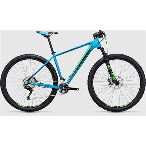CUBE LTD SL 650b HARDTAIL MTB BIKE 2017