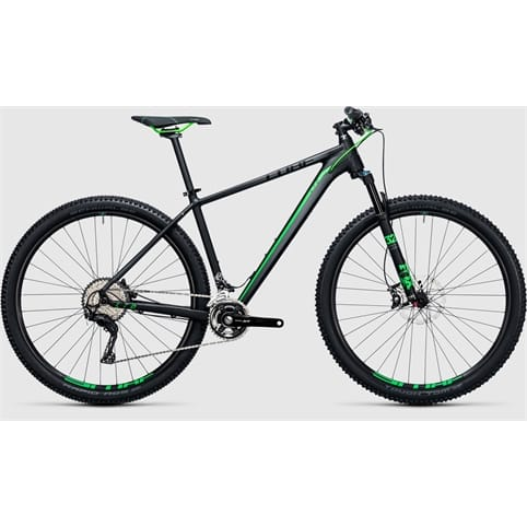 CUBE LTD SL 29 HARDTAIL MTB BIKE 2017