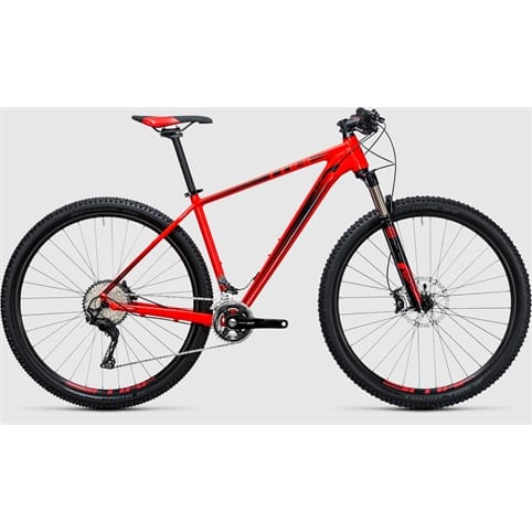 CUBE LTD Race 29 HARDTAIL MTB BIKE 2017