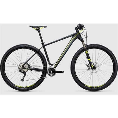 CUBE LTD Race 650b HARDTAIL MTB BIKE 2017
