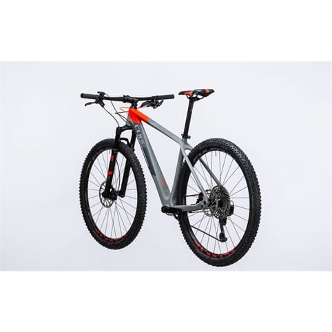 Cube REACTION GTC Eagle 27.5 MTB Bike 2017