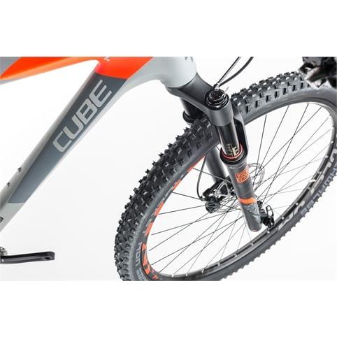 Cube REACTION GTC Eagle 29 MTB Bike 2017
