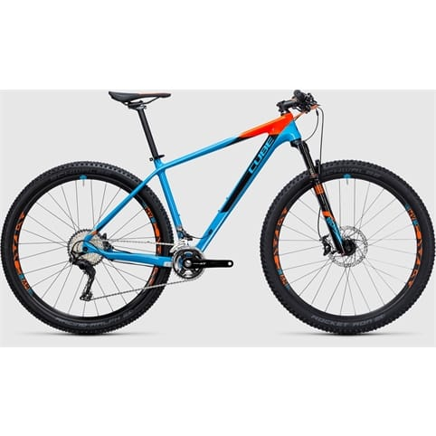 CUBE REACTION GTC RACE 29 HARDTAIL MTB BIKE 2017