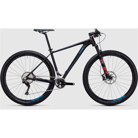 CUBE REACTION HPA SL 29 HARDTAIL MTB BIKE 2017