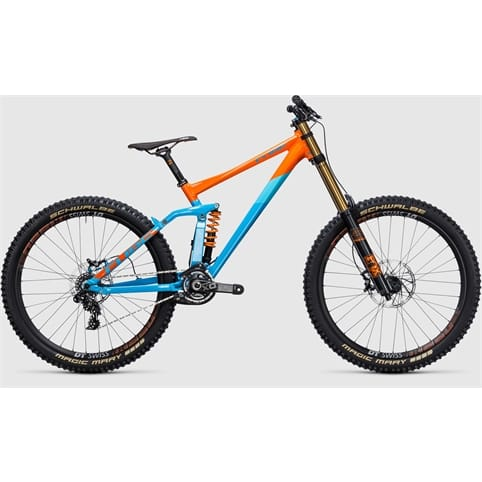Cube TWO15 HPA SL 27.5 MTB Bike 2017