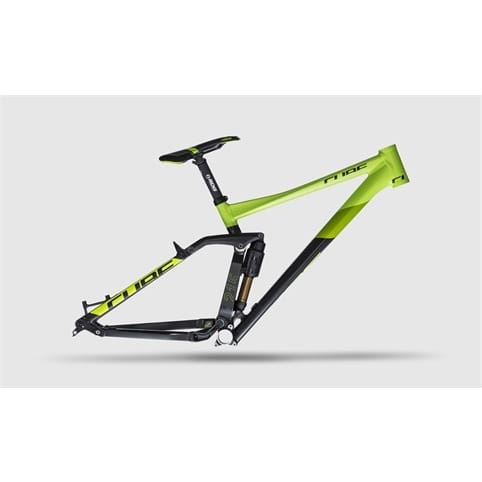 Cube TWO15 HPA 27.5 Frameset 2017