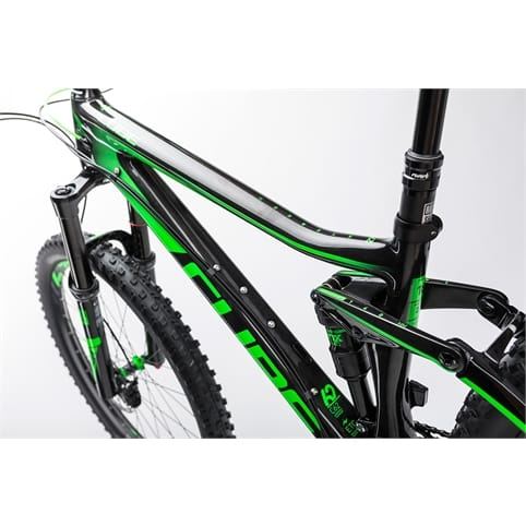 CUBE STEREO 140 C:62 SL 650b FULL SUSPENSION MTB BIKE 2017
