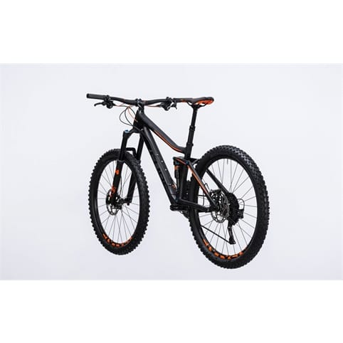 Cube STEREO 140 C:62 RACE 27.5 MTB Bike 2017