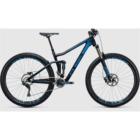 Cube STEREO 140 C:62 RACE 29 MTB Bike 2017