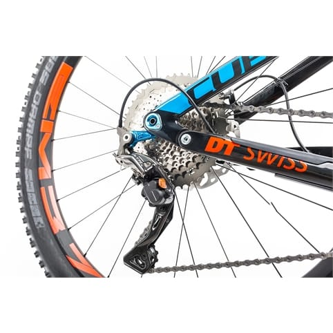 Cube STEREO 160 C:68 ACTION TEAM 27.5 MTB Bike 2017