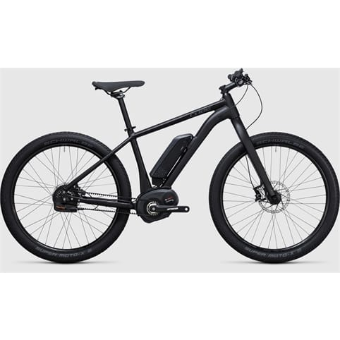 Cube SUV HYBRID 45 RACE 500 27.5 HARDTAIL E-BIKE 2017