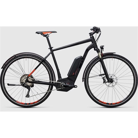 CUBE CROSS HYBRID SL ALLROAD 500 E-BIKE 2017 [MEN]