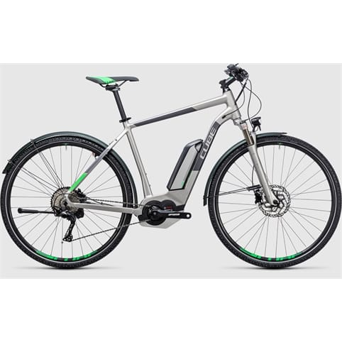 Cube CROSS HYBRID RACE ALLROAD 500 E-BIKE 2017 [MEN]